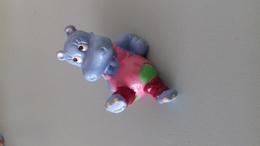 FIGURINE FERRERO HIPPOPOTAME 92 GYMNASTIQUE - Figurines