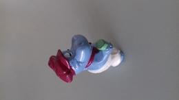 FIGURINE FERRERO HIPPOPOTAME 92 MENTHE A L'EAU - Figurines