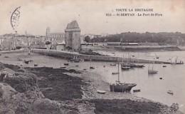 SAINT SERVAN         TOUTE LA BRETAGNE.     LE PORT DE ST PERE - Saint Servan