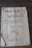Aalst Priester Daens En Mgr Stillemans Hunne Brieven Drukwerkje Uit Drukkerij Daens Mayart Zeldzaam - Documents Historiques