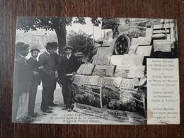 L23/259 RARE . LA MOTTE BEUVRON . Le Comité Agricole Du 22 Septembre 1912. Médaille De Vermeil - Lamotte Beuvron