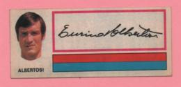 Figurina Panini Fuori Raccolta 1971/72 Con Velina - Albertosi - Trading Cards