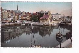 HONFLEUR - Le Vieux Bassin Et La Lieutenance - Honfleur