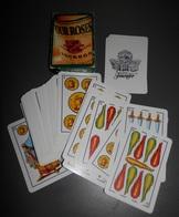 JEUX DE CARTES  PUBLICITE DE  FOUR ROSES - Speelkaarten