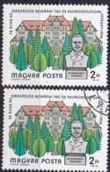 1976, Ungarn, 3156, MNH **, 75 Jahre TBC- Und Pulmonologisches Institut. - Ungebraucht