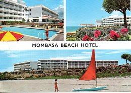 KENYA. Carte Postale écrite. Monbasa Beach Hotel. - Kenya