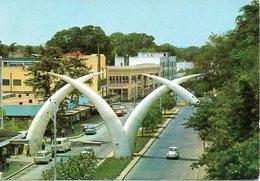 KENYA. Carte Postale écrite. Monbasa. - Kenya