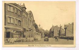 STAVELOT  Avenue Ferdinand Nicolay  Cafe Restaurant Friture - Stavelot