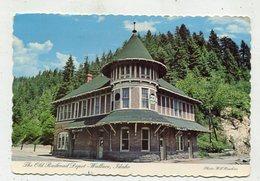 USA - AK 359605 Idaho - Wallace - The Old Railroad Depot - Etats-Unis