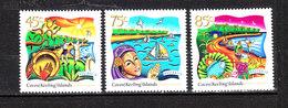 Cocos  ( Keeling ) Islands -  1997. Festa Turistica: Danze,Vela,spiaggia. Tourist Party: Dances,sailing,beach. Complete - Vacanze & Turismo