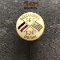Badge Pin ZN008442 - Army (Military) Yugoslavia Serbia Greece GJL Solun (Thessaloniki) WW1 - Army