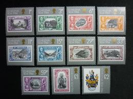 Saint Helena, 1984 150th Anniv. Of The Colony Scott #399-409 MNH Cv. 10,30$ - Isola Di Sant'Elena
