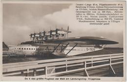 Do X - Landungssteg Am Müggelsee - Flugwesen