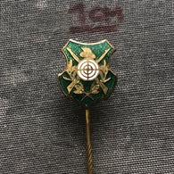 Badge Pin ZN008452 - Hunting Shooting Weapons - Andere