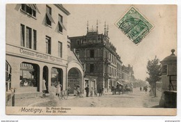 MONTIGNY ST. PRIVAT STRASSE ( MONTIGNY LES METZ RUE FRANIATTE ) - Metz Campagne