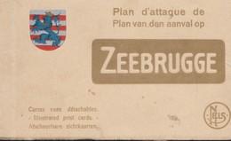 Zeebrugge, Carnet , Belgique. - Zeebrugge