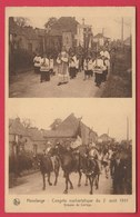 Havelange - Congrès Eucharistique Du 2 Août 1931 - Groupe De Cortège ( Voir Verso ) - Havelange