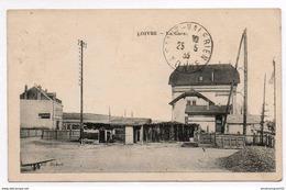 LOIVRE : LA GARE - France