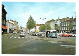 BOULAY - Place De La République - Boulay Moselle