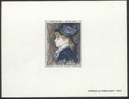 1036) N°1570 épreuve De Luxe Modèle D'Auguste Renoir - Epreuves De Luxe