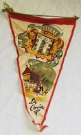 Antiguo Banderín, Old Pennant, Vieux Fanion - La Coruña - Stoffabzeichen
