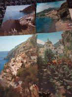 11 CARD POSITANO VEDTUTE  VBN1966/99 HE131 - Salerno