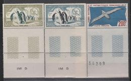 PA 2 à 4** FAUNE: MANCHOTS / ALBATROS - Airmail
