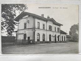Faulquemont. La Gare - Faulquemont