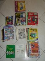 """LOT Important De Catalogues De CINECARTES, TC, """" PIAF """", ENCARTS ....etc - T.B.E - Télécartes"""