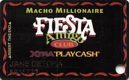 Fiesta Casino Las Vegas, NV - Slot Card Copyright 2004 - Casinokarten