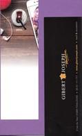 Marque-page °° Librairie Gibert Joseph Toulouse - Ados - Canette - Portable - 5x15 - Segnalibri