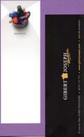 Marque-page °° Librairie Gibert Joseph Toulouse - Papeterie - Pot à Crayons - 5x15 - Marque-Pages