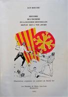 HISTOIRE De L'ESCRIME En LANGUEDOC-ROUSSILLON, De 1815 à Nos Jours. 1992. - Languedoc-Roussillon