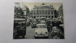 Invitation  De L'Union Routiere De FRANCE - Turismo