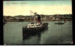 Guernsey S.S. Roebuck - Guernsey