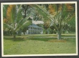 MAURITIUS - Mon Plaisir - Botanical Garden Of Pamplemousses - Mauritius