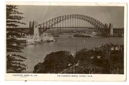 S7670 - The Harbour Bridge, Sydney - Sydney
