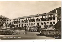 S7671 - Hotel Majestic, Kalk Bay - Afrique Du Sud