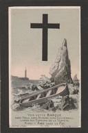 Carolina Coleta Hendrickx-antwerpen 1869-cappellen 1889 - Andachtsbilder