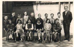 SCHOOLFOTO    _   FOTOKAART     _ 18 OP 12  CM - Unclassified