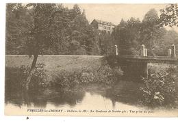 5 - Virelles-lez-Chimay - Château De Mme La Comtesse De Sousberghe - Vue Prise Du Parc - Chimay