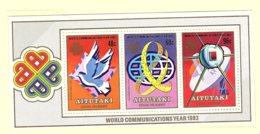 Aiutaki, 1983, Minisheet, MNH - Aitutaki