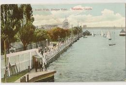 S7676 - Board Walk, Hanlans Point . Toronto - Toronto