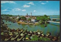 Singapore - SINGAPORE RIVER - POSTALLY USED 1970 - Pub. S.W. - S1310 - Singapore