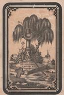 Adel-noblesse-oscar Jules Pphilippe De Hennin De Boussu Walcourt-periode 1880-1900 Bij Benadering - Devotion Images