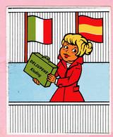 Sticker - DELSUPEHE Kleding - Italië - Spanje - Autocollants