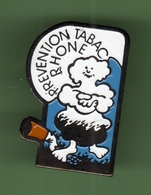 PREVENTION TABAC RHONE *** 1018 (80) - Associations