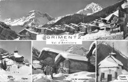 Grimentz Val D'anniviers - VS Valais