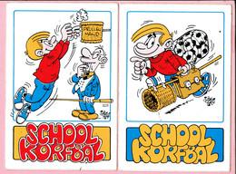 Sticker - School Korfbal - Autocollants
