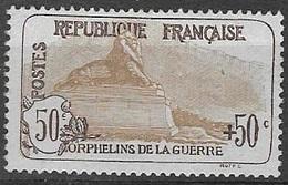 422) N°153 Neuf** Cote 1000€ - France